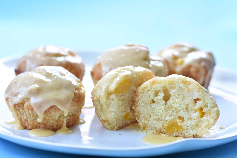 Muffinki z mango i marakują