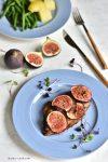 Balsamic chicken with figs Kurczak w sosie balsamicznym z figami