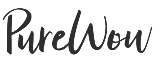 logo of 'pure wow'