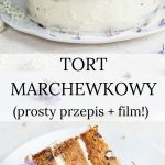 tort marchewkowy pin