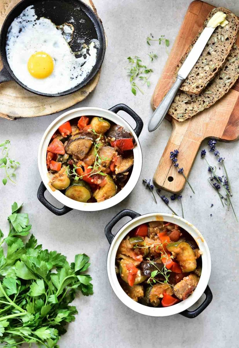 Ratatouille – francuski gulasz z letnich warzyw