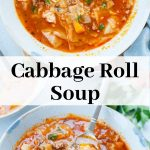 cabbage roll soup pin